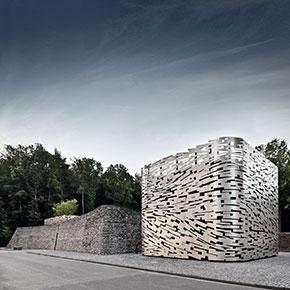 Fassaden-Verkleidung entworfen und gebaut von Metallbau Fröbel